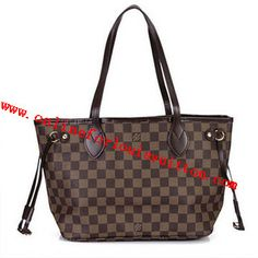 9087f7d83c LOUIS VUITTON NEVERFULL PM TOTE BAG N51109 DAMIER EBENE CANVAS Size  (LxHxD): 11.2