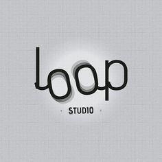// Loop Studio Logo, by Emmeran Richard.