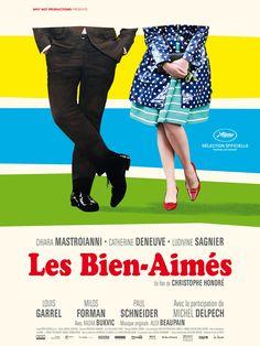 Les Bien-Aimés de Christophe HONORE (2011) (DVD Filature)