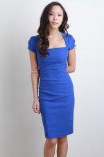 Business Savvy Dress
