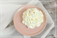 Obrazek: Krem mascarpone z dodatkiem śmietanki Pavlova, Icing, Peanut Butter, Pudding, Tiramisu, Desserts, Cooking Ideas, Food, Cakes