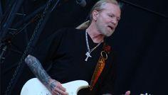 Gregg Alman on tour January 16, 2015 in Cherokee, NC
