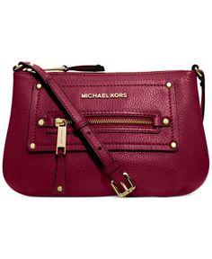 MICHAEL Michael Kors Handbag, Gilmore Crossbody - Crossbody & Messenger Bags - Handbags & Accessories - Macy's