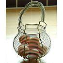Wirework Egg Basket