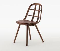 Nadia Chair WN de Meetee | Sillas para restaurantes