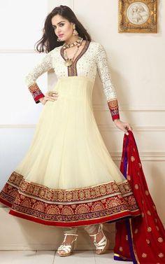 New Fashion Designer Anarkali Suits For Women Indian Anarkali, Anarkali Dress, Anarkali Suits, White Anarkali, Churidar Suits, Lehenga, Lilac Prom Dresses, Party Dresses, Informal Wedding Dresses