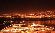 Puerto de Valparaiso, Chile