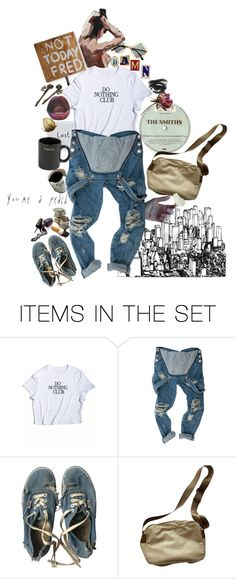 """""""Not Tody Fred"""" by causingpanicatthetheater ❤ liked on Polyvore featuring art"""