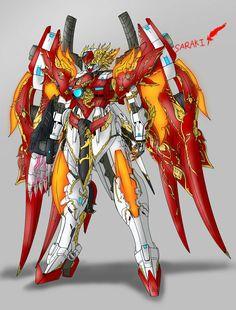 GUNDAM GUY: Awesome Gundam Digital Artworks [Updated 6/2/16]