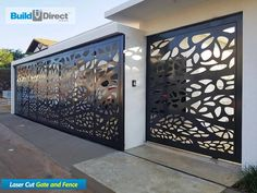 BuildDirect Africa - Laser Cutting and CNC Routing House Gate Design, Main Door Design, Gate House, Fence Design, Wc Decoration, Metal Garden Gates, Compound Wall, Balcony Railing Design, Privacy Screen Outdoor