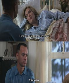 Forrest Gump <3 love this saying and this movie!