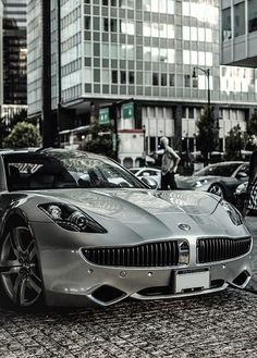 Fisker Karma http://www.youtube.com/watch?v=IqoXUcN2_nc Napa brakes fronts $65 most cars, wheel alignment most cars $45 (available 24 hours at main location 106-01 Northern Blvd 718-446-6769), oil change and tire rotation $25