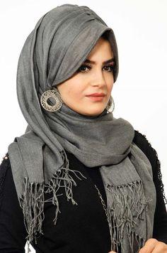 Islamic Fashion, Muslim Fashion, Hijab Fashion, Baby Turban Headband, Hair Scarf Styles, Hijab Collection, Fashion Mode, Scarf Hairstyles, Muslim Women