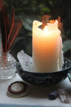 Candles:  #Candle #Magick.