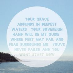 I am needing this so very much right now. God has never failed me and He never will. Trusting is always the hard part.