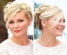 Die 81 Besten Bilder Von Frisuren Hairdo Wedding Wedding Hair
