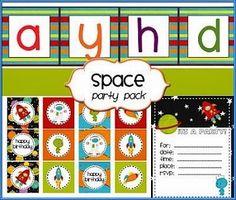 Ideas y material gratis para fiestas y celebraciones Oh My Fiesta!
