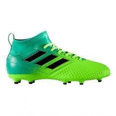 Adidas Ace 17.3 Primemesh FG BB1027 voetbalschoenen junior solar green core black De Wit Schijndel