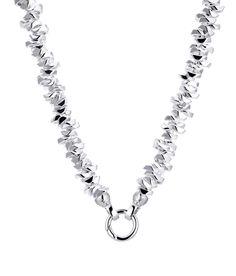 KAGI Silver Luxe Convertible Necklace