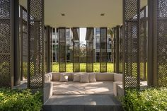 Baan Mai Khao is a luxury beach front condominium in Phuket by Sansiri. Landscape Architect » Shma Architect » Search Office Photography team » W Workspace Photographer » Wison Tungthunya Assistant…