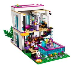 Construction Toys of the Year Lego Design, Legos, Tiny House Movement, Lego Friends Sets, Lego Juniors, Lego Boards, Lego Activities, Lego Craft, Lego For Kids