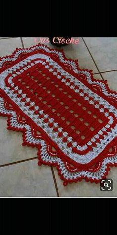 Crochet Table Runner, Crochet Tablecloth, Crochet Doilies, Crochet Flowers, Baby Blanket Crochet, Crochet Baby, Afghan Crochet, Crochet Designs, Crochet Patterns