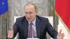 Putin Honors Constitutional Court 25th Anniversary