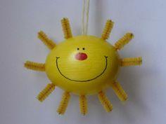 Osterei Sonne