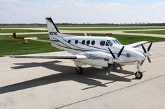 #FeaturedListing 1974 BEECHCRAFT KING AIR E90 available at www.Trade-A-Plane.com #aircraftforsale #beechcraft #turboprop #tradeaplane