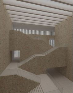 David Chipperfield Architects · M9 - New cultural center in Venice-Mestre · Divisare