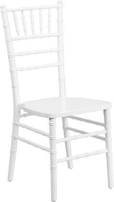 The Classic Wood Chiavari Chair