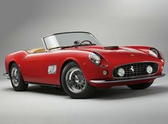 No way! This 1959 #Ferrari 250 GT sold on @eBay for $3.26 million making it the most expensive eBay car listing of ALL TIME. Click to have your mind blown! #spon #Ferrari