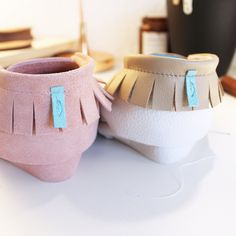MINI SHUU | Baby moccs, leather moccasins, baby shoes, little fashion shoes, Kids Shoes