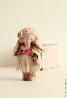 Мишки Тедди ручной работы. Ярмарка Мастеров - ручная работа. Купить Розовый…