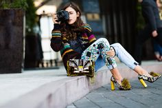 Top Tips From Five Street-Style Stars