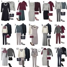 how to build a capsule wardrobe by april.truscott