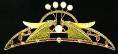 Испанские ювелирные украшения в стиле модерн. Luis Masriera (1872-1958). Комментарии : LiveInternet - Российский Сервис Онлайн-Дневников