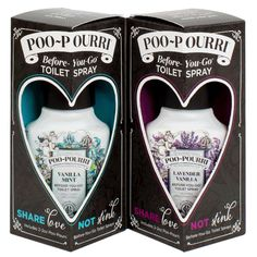 Poo-Pourri Share Love Not Stink Gift Set Bottles at Bed Time Toys, Sex Toys Canada, Free Discreet Shipping, Online Sex Toy Store with affordable prices Toilet Spray, Poo Pourri, Amazon Gifts, Toy Store, Mint, Roommate, Love, Bottles, Vanilla