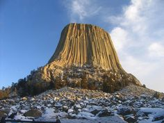 Devil's Tower | 10 of the largest monoliths in the world | MNN - Mother Nature Network