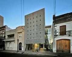 Headquarters for Santa Fe Architects Association / Gabriel Biagioni, José Giolongo, Javier Mendiondo, Sergio Pecorari, Luis Pessoni, Ramiro Piva | ArchDaily