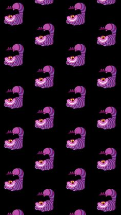 Cheshire Cat - Alice In Wonderland - Tumblr Wallpaper, Disney Wallpaper, Pattern Wallpaper, Wallpaper Backgrounds, Iphone Wallpaper, Cellphone Wallpapers, Cheshire Cat Wallpaper, We All Mad Here, Cheshire Cat Alice In Wonderland