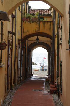 Varigotti, Liguria_ Italy