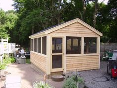Echo Neck yard solutions. - Sheds and More
