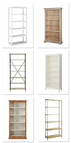 favorite stand alone bookcases, Good Bones, Great Pieces