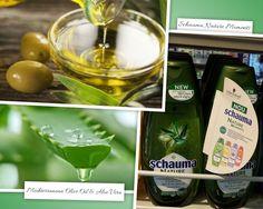 Samponul Schauma Nature Moments Mediterranean Olive Oil & Aloe Vera reduce ruperea părului, facand puternic firul de par și previne apariția vârfurilor despicate. In ajutorul samponului vine si balsamul din aceiasi gama care reda moliciunea parului și aspectul sănătos de la rădăcină până la vârfuri. #buzzschauma, #naturemoments