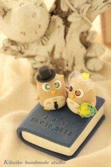 Fatti a mano - Decorazioni per torte in Decorazioni - Etsy Matrimoni - Pagina 14