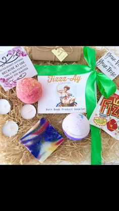 This is the gorgeous fizzz_ay bath box where you can build your own box! Have a read of my blog to find out more