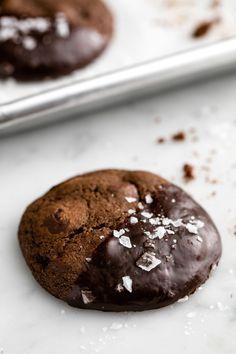 Death by Chocolate Cookies   #12DyasOfCookies
