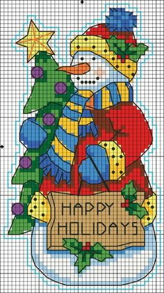 Thrilling Designing Your Own Cross Stitch Embroidery Patterns Ideas. Exhilarating Designing Your Own Cross Stitch Embroidery Patterns Ideas. Cross Stitch Christmas Ornaments, Xmas Cross Stitch, Cross Stitch Needles, Cross Stitch Cards, Cross Stitching, Christmas Cross Stitches, Snowman Cross Stitch Pattern, Counted Cross Stitch Patterns, Cross Stitch Designs