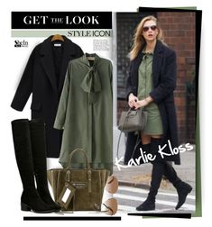 """Shein.com: Get the Look-->Karlie Kloss"" by hamaly ❤ liked on Polyvore featuring Anja, Warby Parker, Balenciaga, women's clothing, women's fashion, women, female, woman, misses and juniors"
